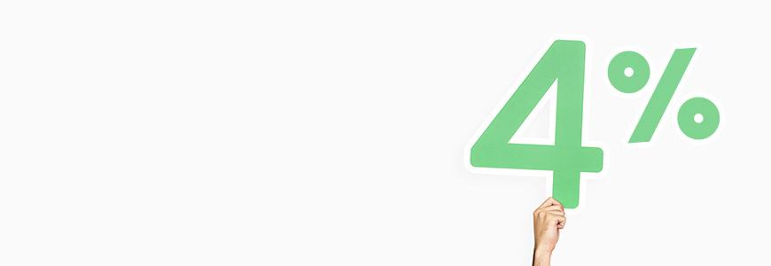 Iva agevolata al 4% - Scopri come effettuare la richiesta per iva agevolata